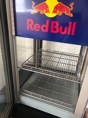 RedBull Kühlschrank aus Glas Limitiert