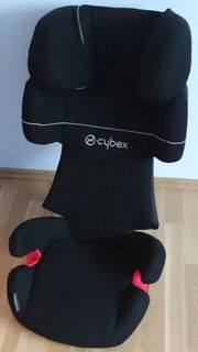 Cybex Silver Kindersitz Solution X-fix