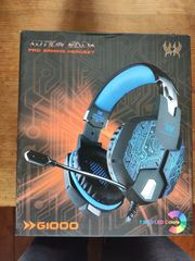 marsboy PC PS4 Gaming Headset