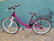Mädchen Fahrrad Boomer Gulia 24