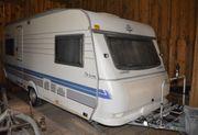 Wohnwagen Hobby DeLuxe 495 UF