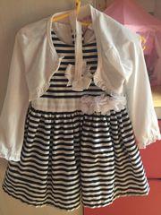 Mädchen Kleid gr 86