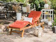 Gartenliege White Balau Holz mit