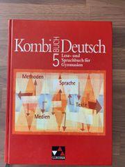 Schulbuch - Kombi-Buch Deutsch 5 Klasse -