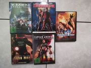 Filme DVD s X-Men Iron