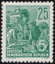 DDR MiNr 415 X II