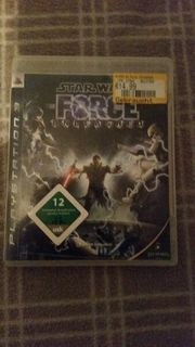 Ps3 Star Wars Force zu