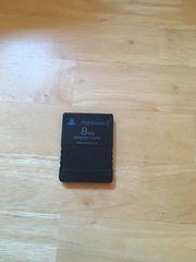 PS2 Memory Card 8MB Original