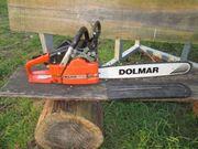 Motorsäge Dolmar PS 52