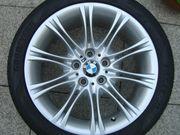 4 x Sommer Kompletträder BMW