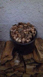 Brennholz- Anmachholz
