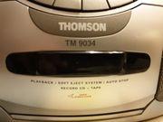 Thomson TM9034 Multifunktionsplayer