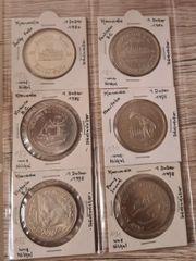 Sammler Münzen Canada 1 Dollar