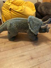Plüsch-Dino Triceratops
