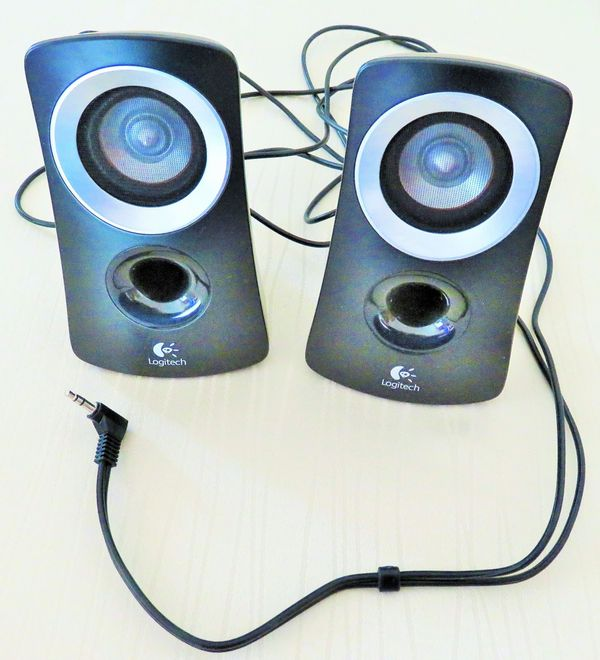 Preis gesenkt Laptop-Lautsprecher von Logitech