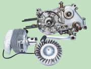 Kreidler Florett Motor mit 3gang