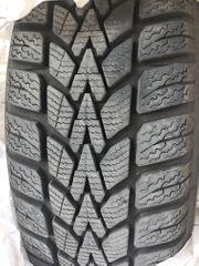 4 WR Dunlop auf Stahlfelge