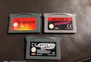 Gameboy Advance Spiele