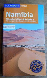 Reiseführer Namibia Polyglott
