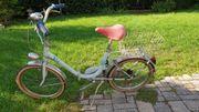 Fahrrad Klapprad 70er