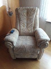 Sessel mit Aufstehhilfe elektrisch von