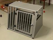 Hundebox Transportbox für Kofferraum Golf