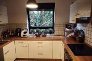 Nobilia Küche Geschirrspüler Kühlschrank