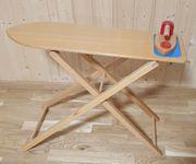 Kinderbügelbrett Bügeleisen aus Holz