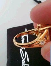 Thomas sabo Fingerring Vergoldung 925