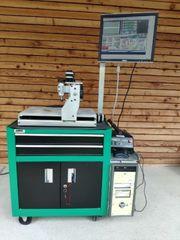 Portalfräse CNC Fräsmaschine
