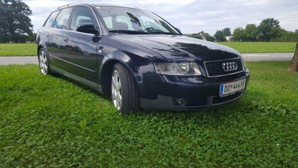 Audi A4 B6 8E