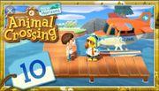 Animal Crossing New Horizons Meilenticket