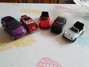 Matchbox Autos und Motorräder