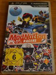 Für PSP ModNation Racers