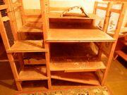 Meerschweinchen-Stall Selbstbau aus IKEA-Regalteilen