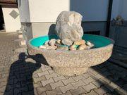 Garten Springbrunnen mit Pumpe in