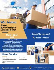 Umzüge Und Mehr - Ihr Dienstleistungspartner