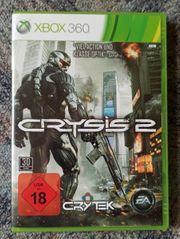 XBOX 360 Spiel Splinter Crysis