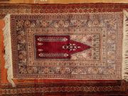 Seidenteppich türkisch