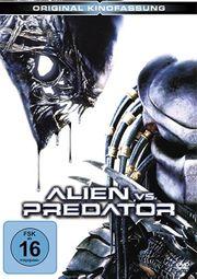DVD Alien vs Predator - WIE