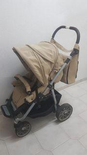 Kinderwagen Set Zubehör Neupreis 649