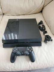 Ich verkaufe meine Sony PS4