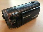 Panasonic Video-Kamera HDC-SD707 Full HD