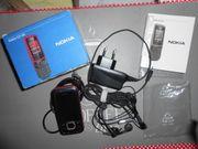 Nokia 7610s Supernova Tasten Schiebe