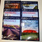 GEO-special Jahrgang 2013 komplett