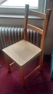 Holzstühle 2 Stück