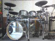 Wahnsinns Traumset Roland TD20x Drumtec