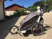 Chariot CX2 Fahrradanhänger Jogger für