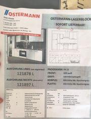 OSTERMANN Küche mit allen Geräten