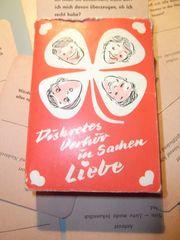 1950 Kartenspiel - diskretes Verhör in